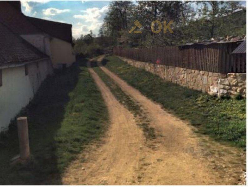 Dražba pozemku v k.ú Rančířov