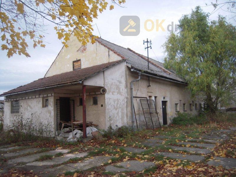 Zem. stavby ve Valašském Meziříčí, okr. Vsetín
