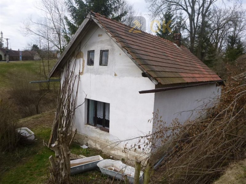 Rodinný dům v obci Křelovice, okr. Pelhřimov