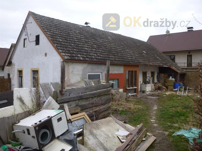 Podíl na rodinném domě v obci Strmilov, okr. Jindřichův Hradec