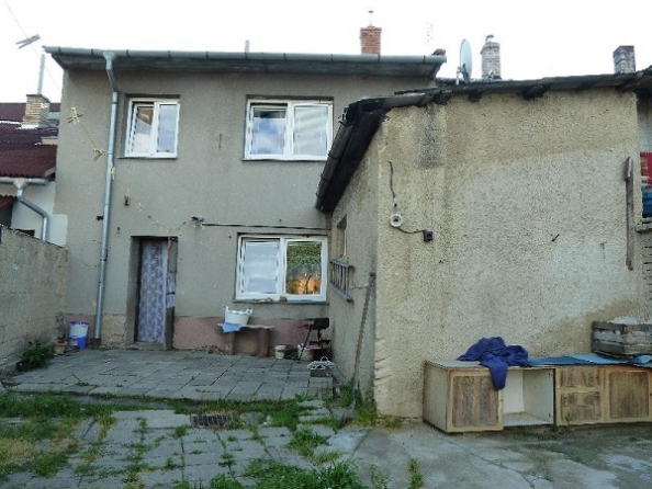 Rodinný dům v obci Morkovice-Slížany, okr. Kroměříž