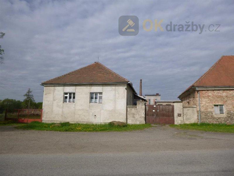 Dražba průmyslového objektu v obci Boňkov okres Havlíčkův Brod