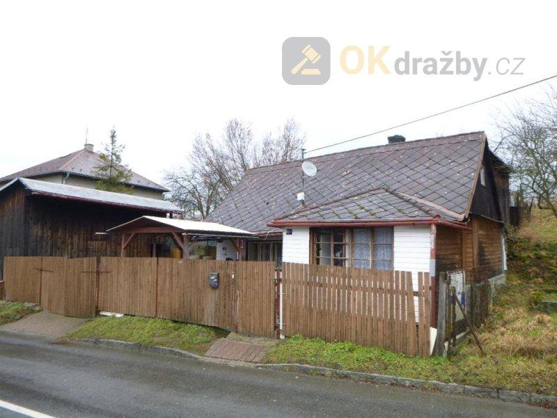 Rodinný dům v obci Branky, okr. Vsetín