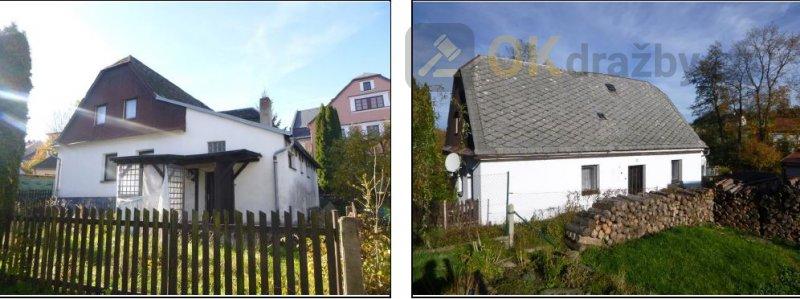 Podíl na rodinném domě v obci Králíky, okr. Ústí nad Orlicí
