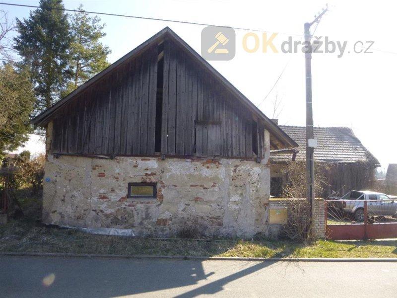 Podíl na rodinném domě v obci Přibyslav, okr. Havlíčkův Brod