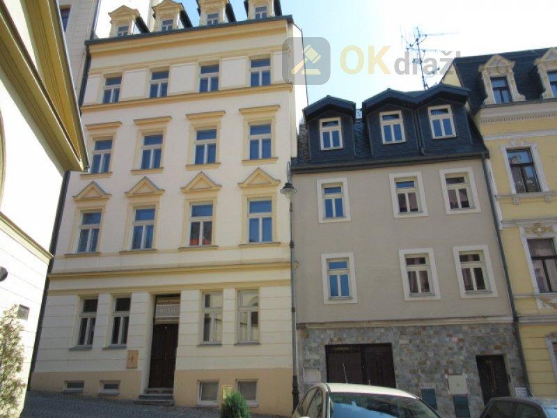 Rodinný dům Karlovy Vary, ul. Ondřejská č.p. 1108 stojící na pozemku p.č. 1460