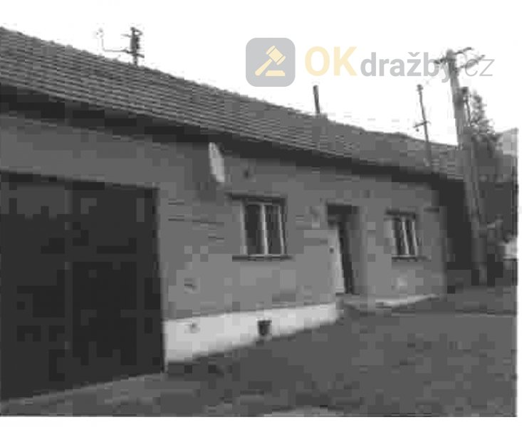 Podíl na rodinném domě v obci Nechvalín, okr. Hodonín
