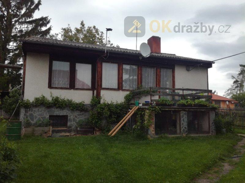 Rodinný dům v obci Rožmitál pod Třemšínem