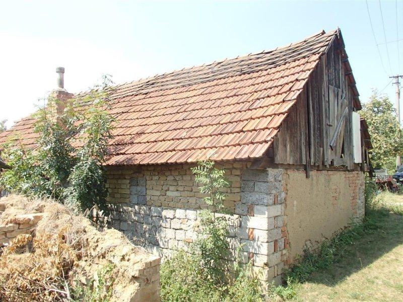 OPAKOVANÁ DRAŽBA - Rodinný dům v obci Mistřice, okres Uherské Hradiště