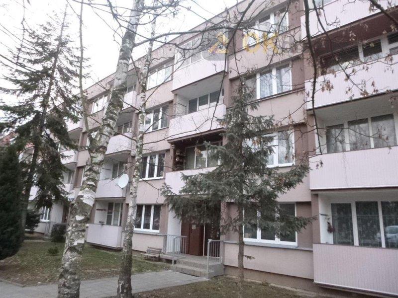 Dražba podílu id. 83/3756 na bytovém domě (tj. 1/3 bytové jednotky o velikosti 3+1) v Loun