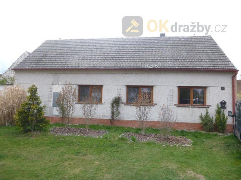 Rodinný dům v obci Dříteň, okr. České Budějovice