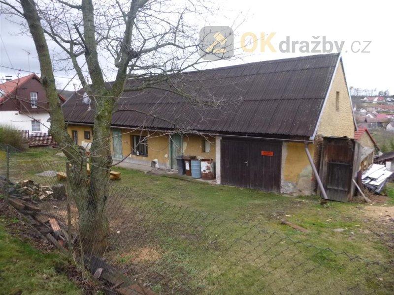 Dražba RD v obci Kostelec u Heřmanova Městce, okres Chrudim