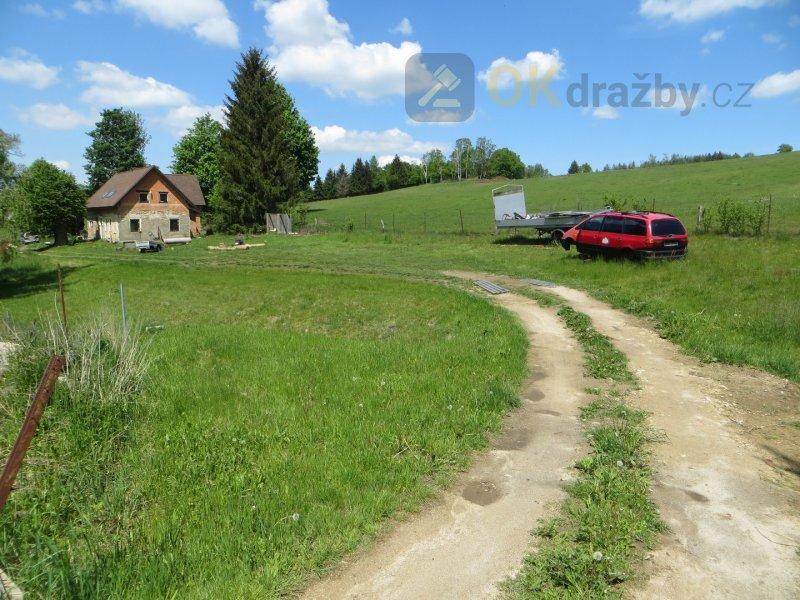 Dražba RD Liberec - Radčice, okr. Liberec