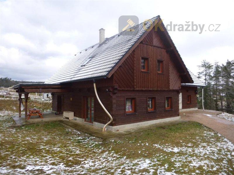 Rodinný dům v obci Všelibice, okr. Liberec