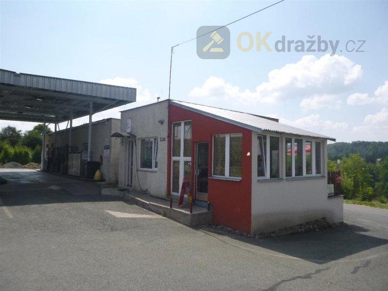 Nemovité věci v průmyslovém areálu, Teplice nad Metují, okr. Náchod
