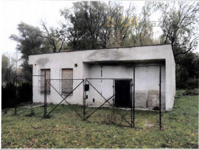 Dražba bývalého komerčního objektu v obci Břvany okres Louny