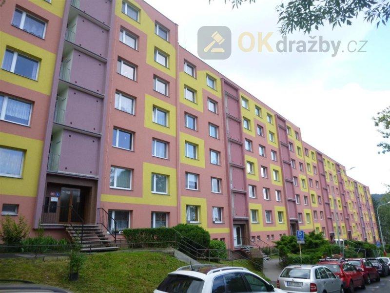 Podíl na bytě 2+1 v Ústí nad Labem, okr. Ústí nad
