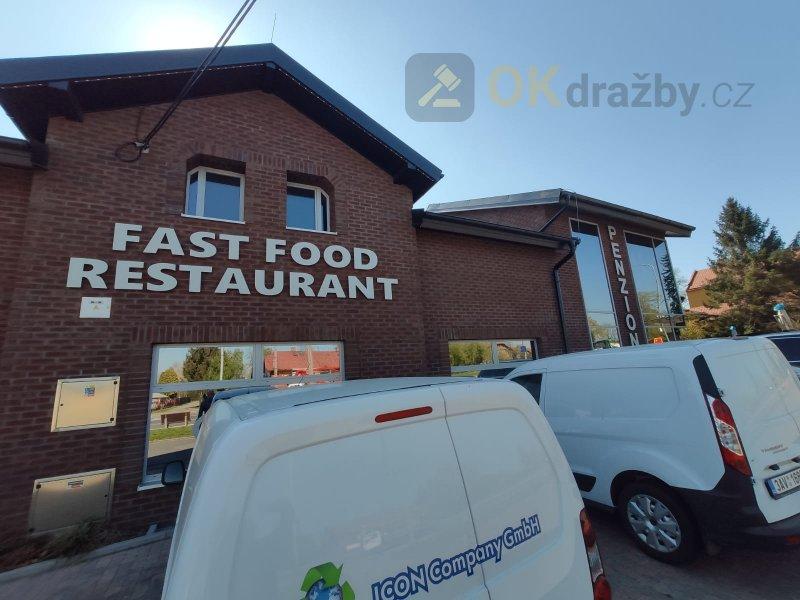 Dražba restaurace s penzionem v Orlové