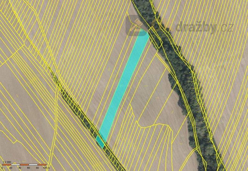 Pozemky (orná půda, ostatní plocha) v obci Kunovice, k.ú. Kunovice u Uherského Hradiště, o