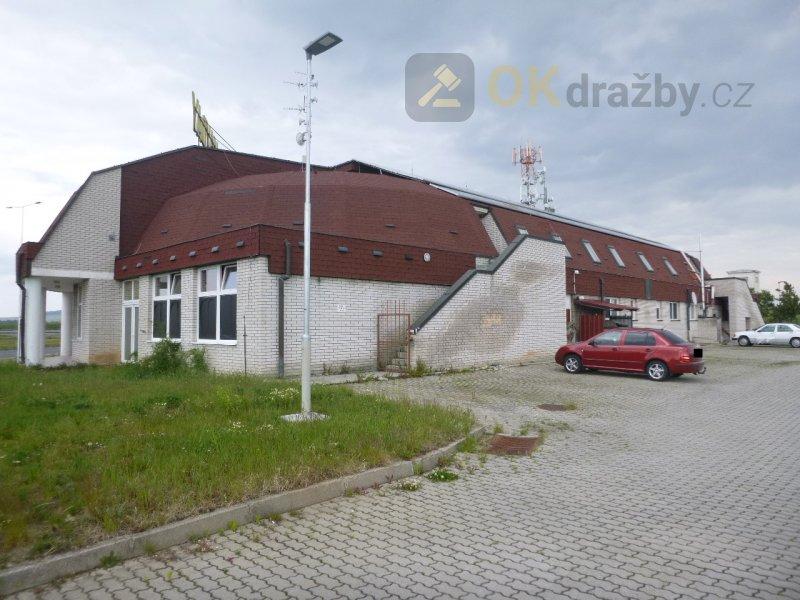 Objekt občanské vybavenosti v obci Rokycany, okr.