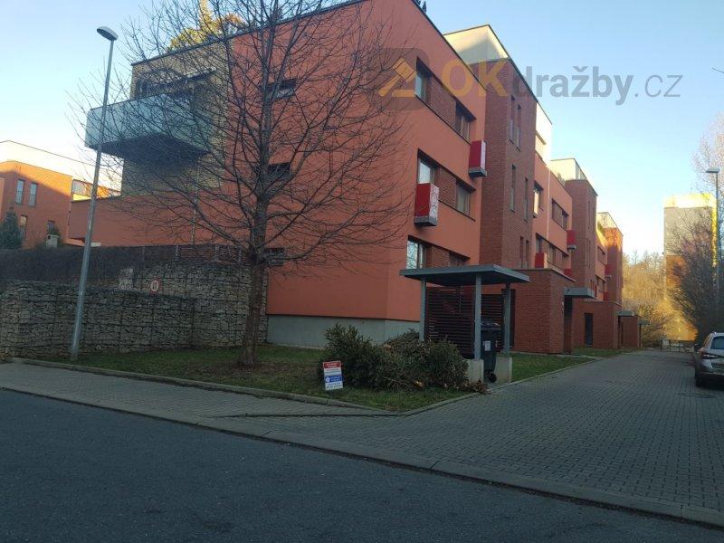Dražba bytu v městské části Praha Michle
