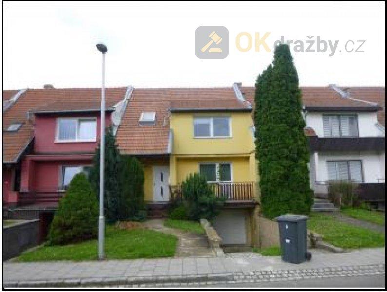 Dražba RD obec Slatinice k.ú. Olomouc