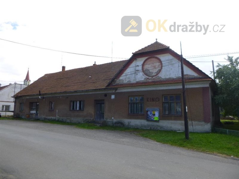 Podíl na objektu v obci Střítež nad Bečvou, okr.