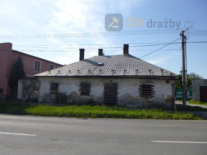 Podíl na rodinném domě v obci Velká Bystřice, okr.