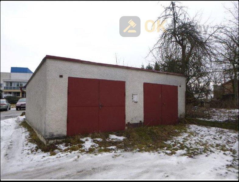Podíl na garáži v obci Jihlava, okr. Jihlava