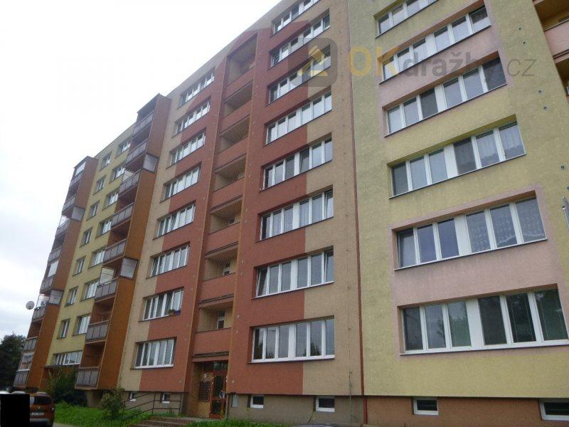 Byt 1+1 v Ostravě