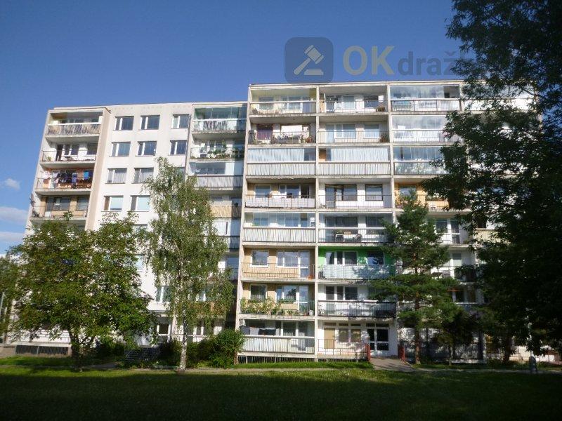 Podíl na bytě 3+1 v Praze - Řepy