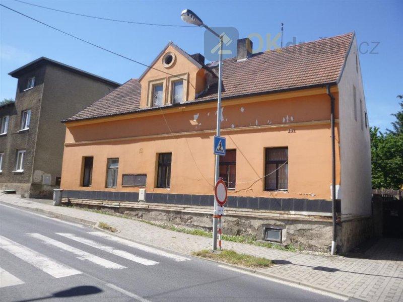 Rodinný dům v obci Nové Sedlo, okr. Sokolov