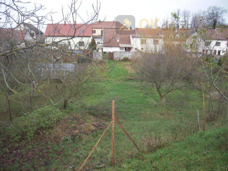 Zahrada obec Kozlov, okr. Žďár nad Sázavou