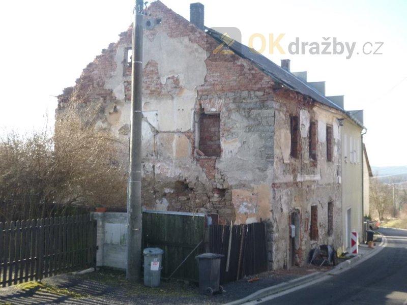 OPAKOVANÁ - rodinný dům v obci Andělská Hora, okr.