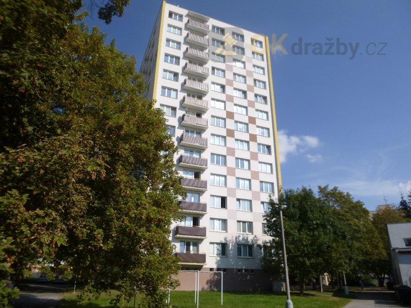 Podíl na bytě 3+1 v Českých Budějovicích, okr.