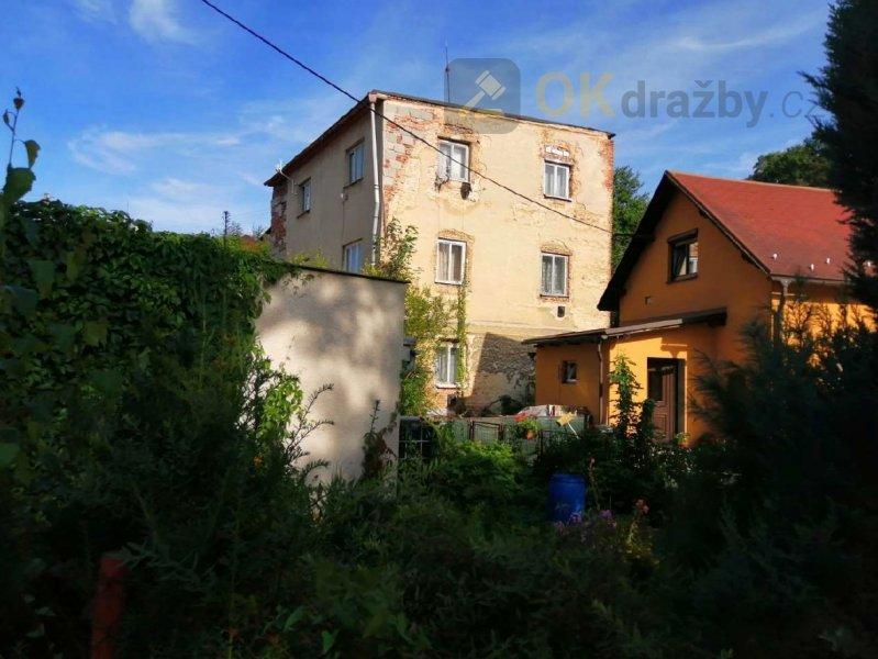 Rodinný dům v obci Liberec, k.ú. Vratislavice nad