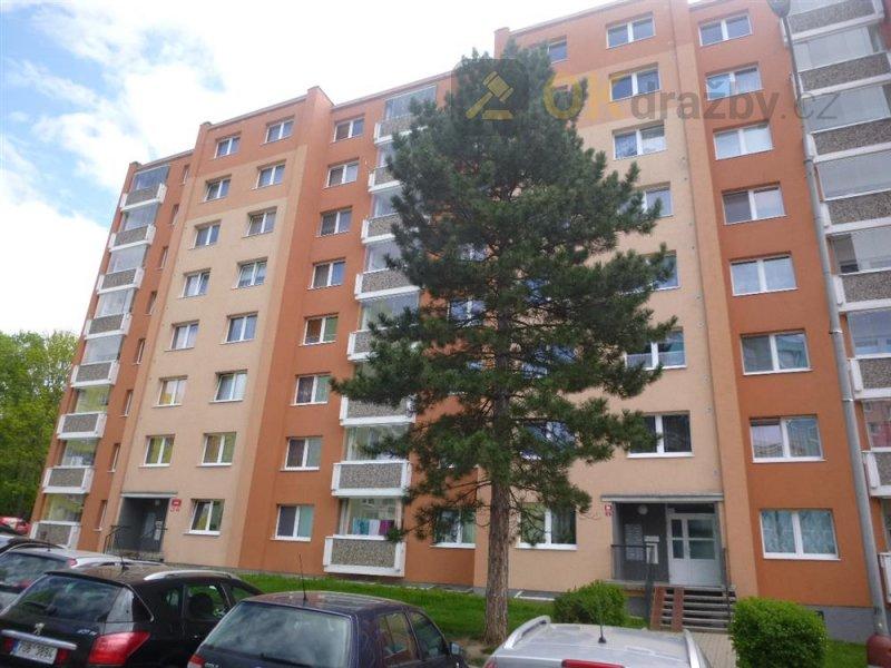Byt 1+1 v obci Klášterec nad Ohří, okr. Chomutov