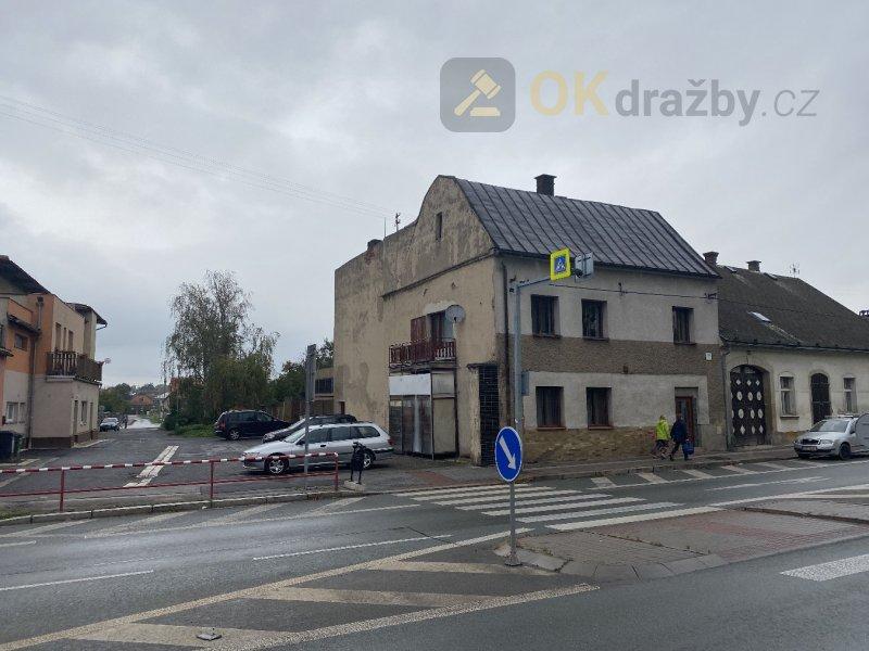 Dražba podílu na RD Jaroměř, okr. Náchod