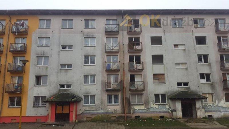 Bytová jednotka 3+1, 56 m², Bruntál ulice Dlouhá