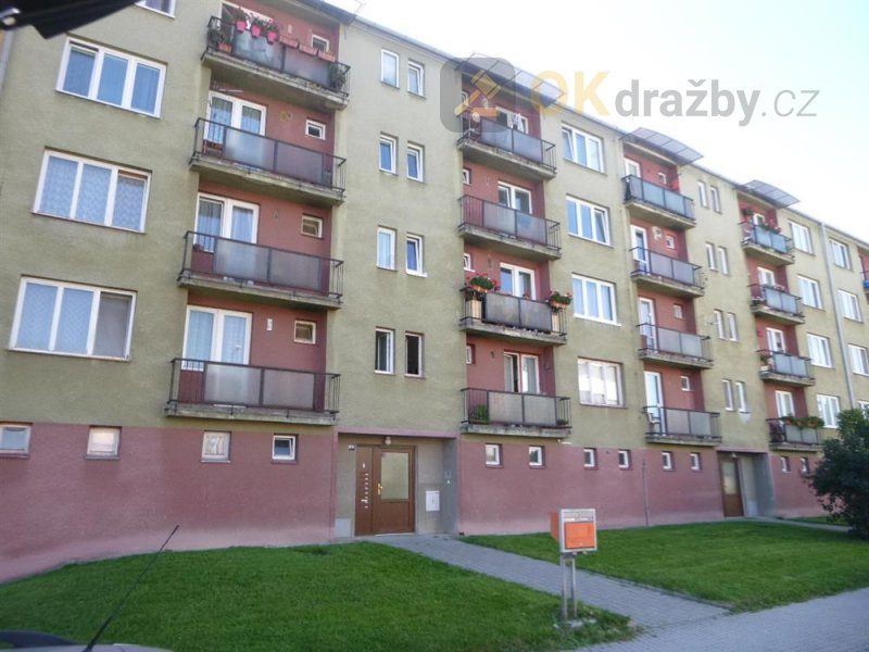 Podíl na bytě 2+1 ve Strakonicích