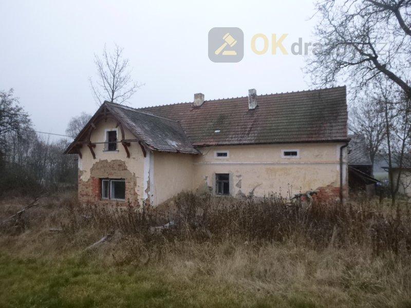 Podíl na rodinném domě v obci Ošelín, okr. Tachov