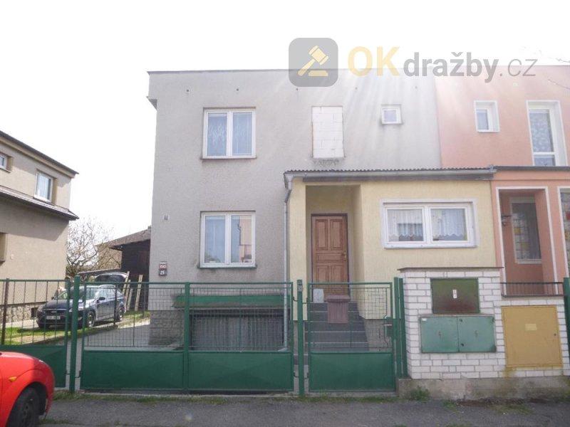 Rodinný dům v obci Vlašim, okr. Benešov