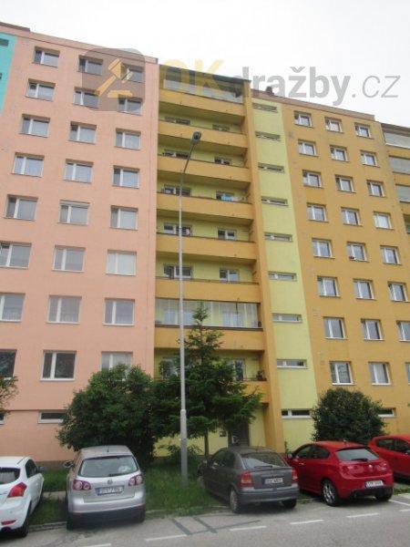 Dražba bytu o dispozici 3+1 v k.ú. Ostrava -