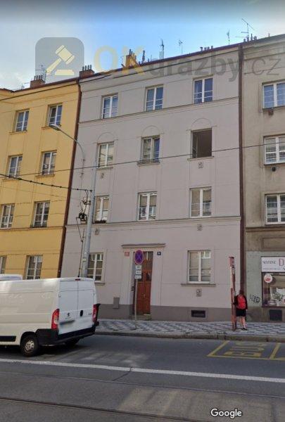 Bytová jednotka 2+kk, 51,4 m², Praha 5