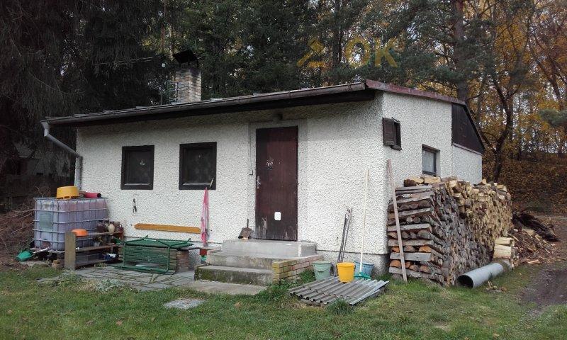 Podíl 1/2 : rekreační chata s pozemkem v Ševětíně