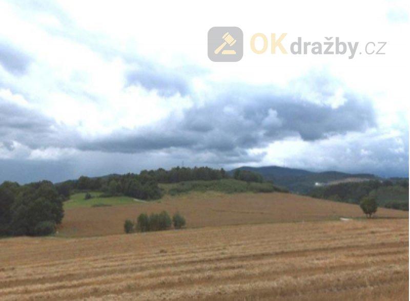 Dražba pozemků obec Dolní Třebonín, okres Český