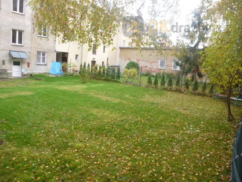 Podíl 4555/32518 zahrada obec Karlovy Vary