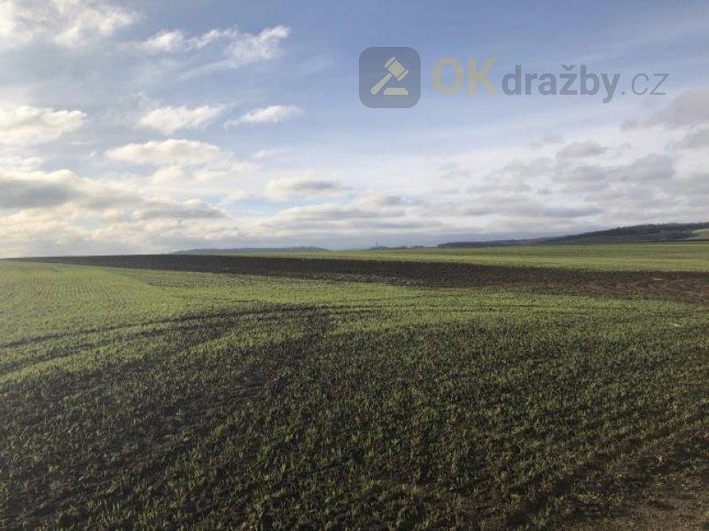 Podíl 1/2 orné půdy - Dědice u Vyškova