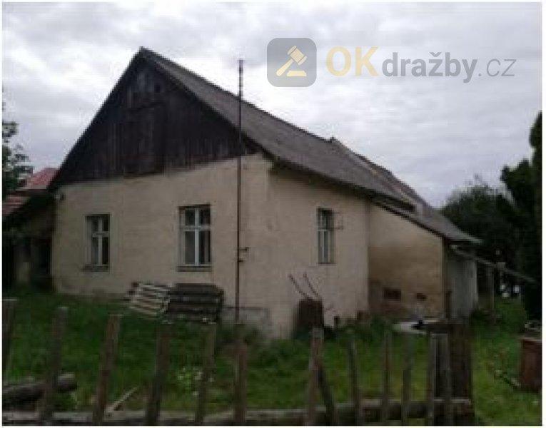 Dražba podílu 1/2 RD v obci Rohle okres Šumperk