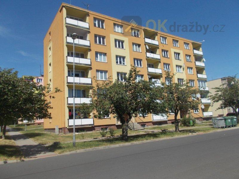 Dražba spol. podílu 1/2 bytu 3+1 v obci Nové
